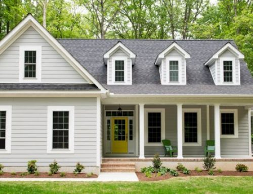 Four Questions to Ask Before Choosing Exterior Paint Colors