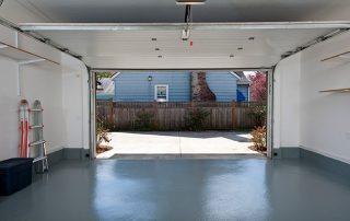 Garage floor painting services