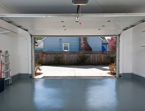Tips For Caring For Your Painted Garage Floor