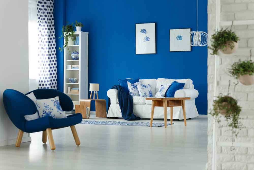 4 Tips For Incorporating Bold Color Into Your Home